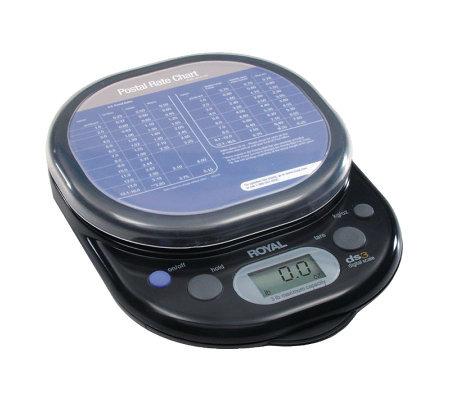 Royal 3-lb Digital Postal Scale