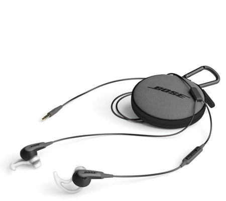 Bose SoundSport In-Ear Wired Headphones for Apple