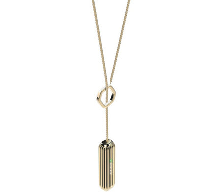 Fitbit Flex 2 Accessory Pendant - Gold