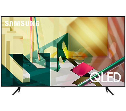 "Samsung Q70T 55"" QLED 4K Smart Television with 2-year Warranty"