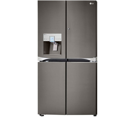 LG 30-Cubic Foot French 4-Door Refrigerator