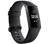 Fitbit Charge 3 Activity Tracker with Heart Rate - E232721