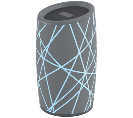 iHome Portable Bluetooth Speaker with Splash-Proof Fabric