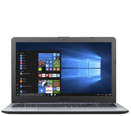 "ASUS 15.6"" VivoBook Laptop with Software - Corei7, 256GB SSD"