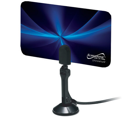 SuperSonic SC-607 Flat Digital Antenna