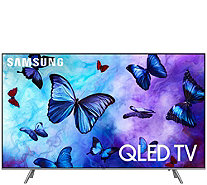 "Ships 12/7 Samsung 55"" QLED 4K UHD Smart TV w/ 2 yr Warranty - E232524"