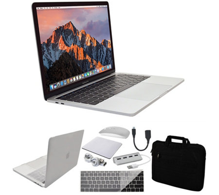 "Apple MacBook Pro 15"" 256GB, Retina, Touch Barwith Carry Case"