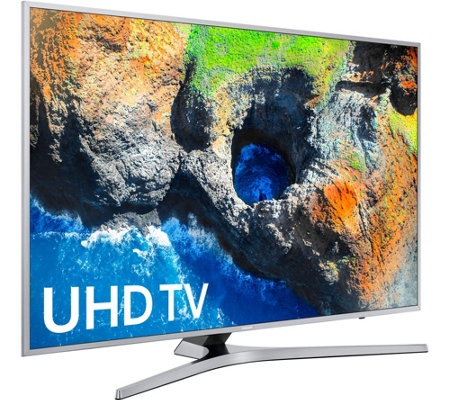 "Samsung 55"" 7 Series UHD 4K Smart LED TV w/ HDMI, 2-Yr LMW & App Pack"