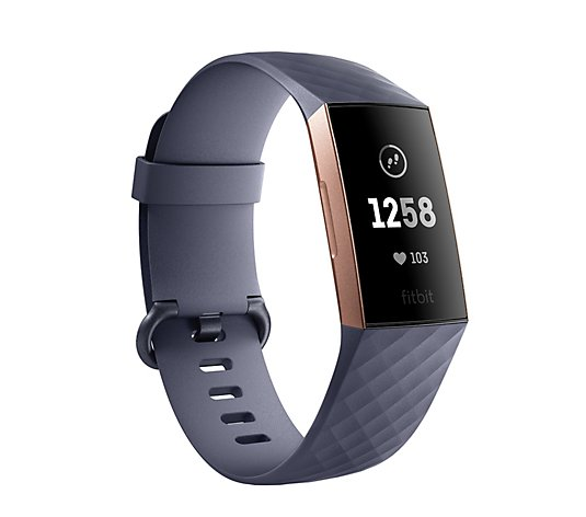 Fitbit Charge 3 Activity Tracker with 3 Months Fitbit Premium