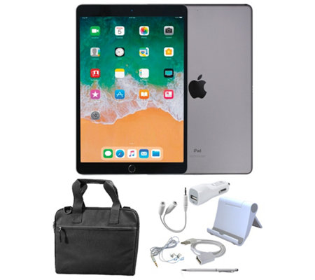 "Apple iPad Air 10.5"" 256GB Wi-Fi with Accessories"