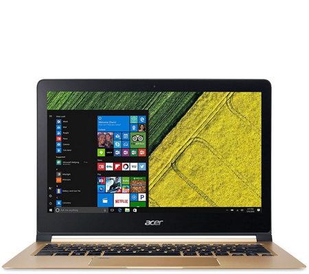 "Acer 13.3"" Swift 7 Laptop - Core i7, 8GB, 512GB& Software"