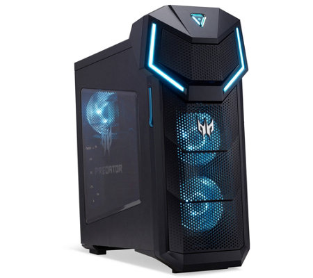 Acer Predator Orion 5000 Gaming Desktop - Corei7, 16GB, 512GB