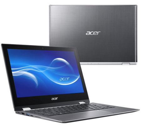 "Acer 11.6"" Spin 1 Laptop - Pentium, 4GB, 64GB &Software"