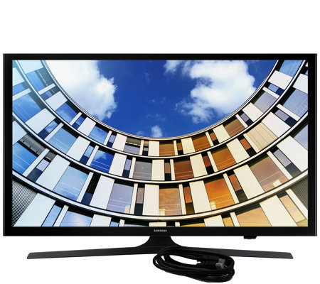"Samsung 40"" Class M5300 LED Smart HDTV with 6'HDMI Cable"