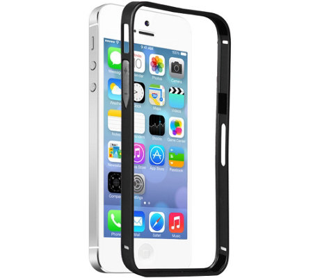 X-Tanium Protective Aluminum Bumper Case for iPhone 5/5S