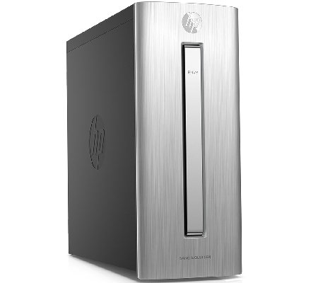 HP Envy Desktop - Core i7, 12GB RAM, 2TB HDD with Software