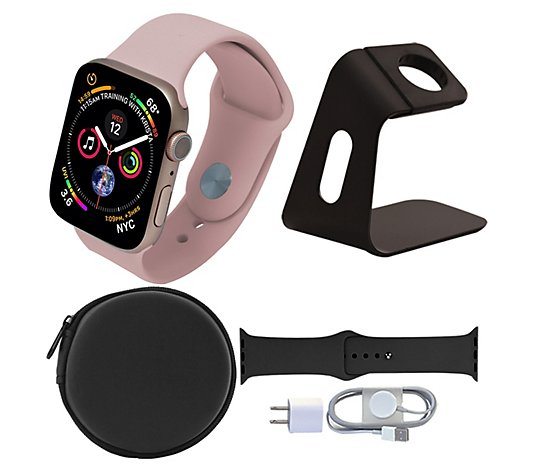 Apple Watch Series 5 GPS 44mm with Accessories