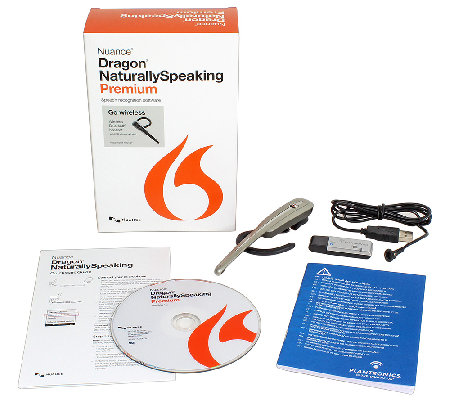 Nuance Dragon NaturallySpeaking Premium 13