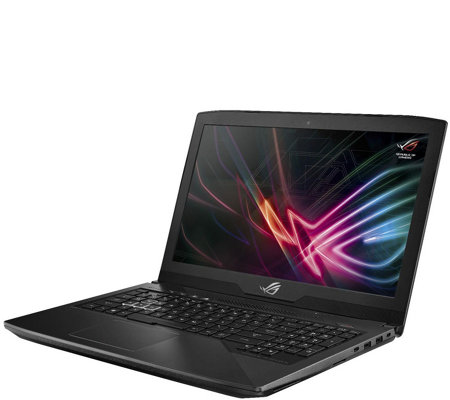 "ASUS 15.6"" ROG Gaming Laptop - Ci7, 16GB RAM, 256GB, GTX 1050"