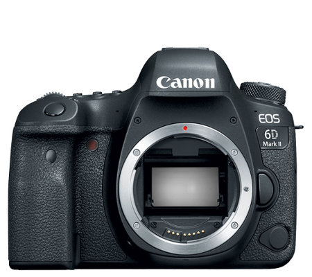 Canon EOS 6D MK II DSLR Camera Body Only
