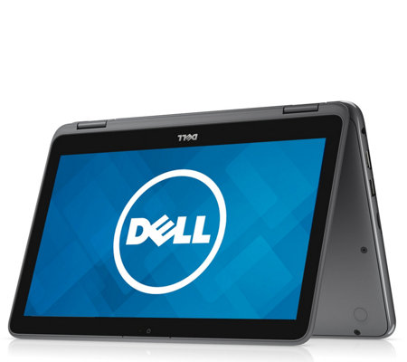 "Dell 11.6"" Inspiron 2-in-1 - AMD A9, 4GB RAM, 500GB HDD"