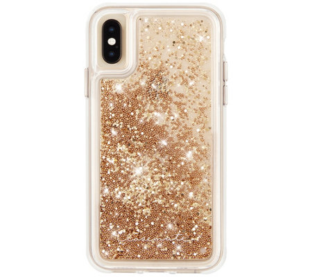online retailer 06f00 cebb4 Case-Mate Waterfall Case for iPhone X/XS — QVC.com