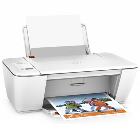 HP Deskjet 2549 All-in-One Printer with Software