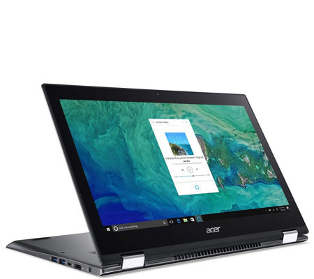 "Acer 15.6"" Spin 5 2-in-1 Laptop - Intel i7, 8GBRAM, 1TB HDD"