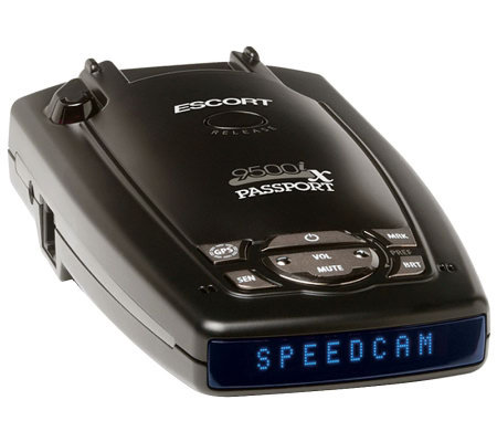 Escort Passport 9500ix Radar and Laser Detector