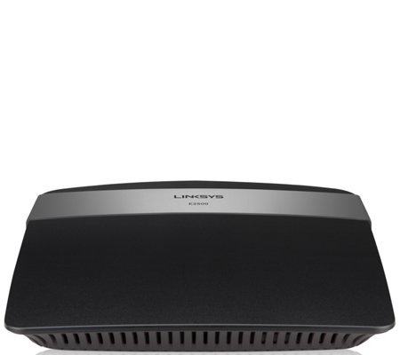 Linksys N600 Dual-Band Router