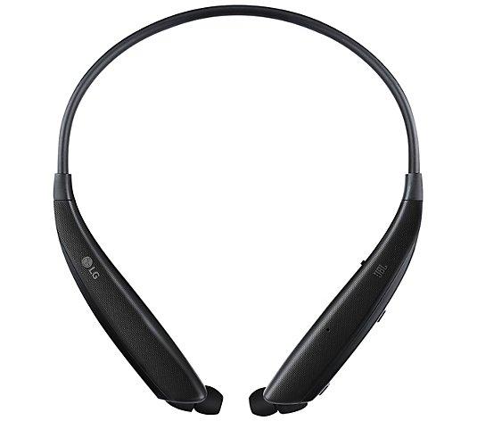 Lg Tone Ultra Bluetooth Wireless Stereo Headset Qvc Com