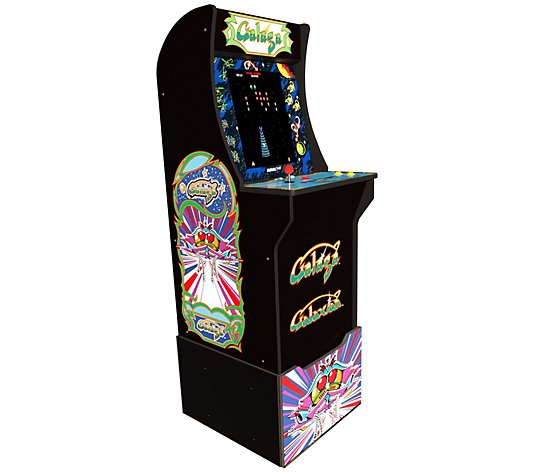 Arcade1Up Galaga Home Arcade Machine with Riser