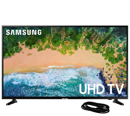 Samsung 55 Class Led 4k Ultra Hdtv And 6 Hdmicable
