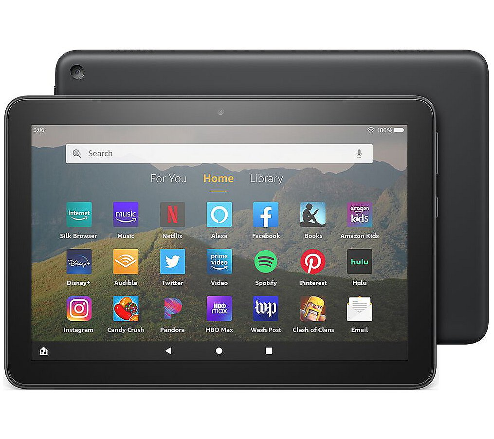 Amazon Fire 8″ 32GB Tablet w/ Software, Case, and Ring Mount Vouchers $47.00