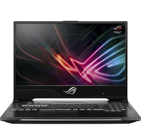 "ASUS ROG Strix Hero II 15.6"" Laptop - i7, 16GB,1TB, 256GB SSD"