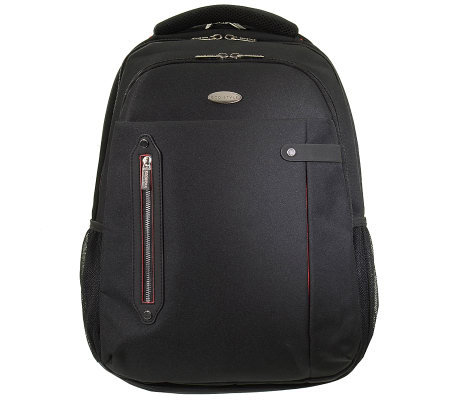 Eco Style Tech Pro Backpack - Checkpoint Friendly