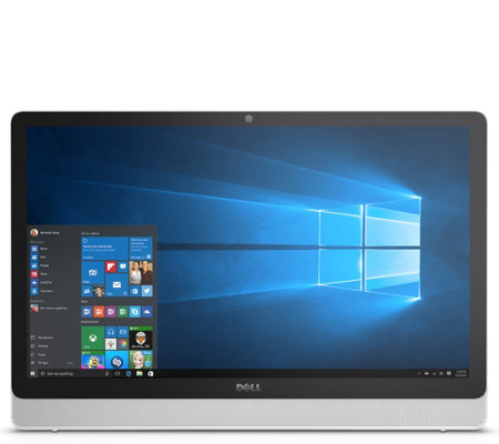 "Dell Inspiron 23.8"" Touch All-in-One - AMD A8,8GB, 1TB HDD"