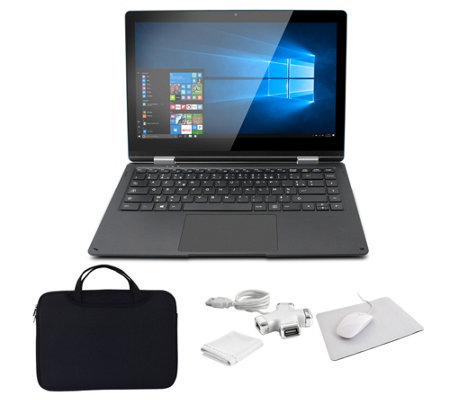 Thomson Neo 360x 13 3 Convertible Laptop Withsleeve