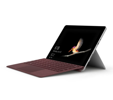 Microsoft Surface Go Intel 4GB RAM 128GB SSD with Type Cover