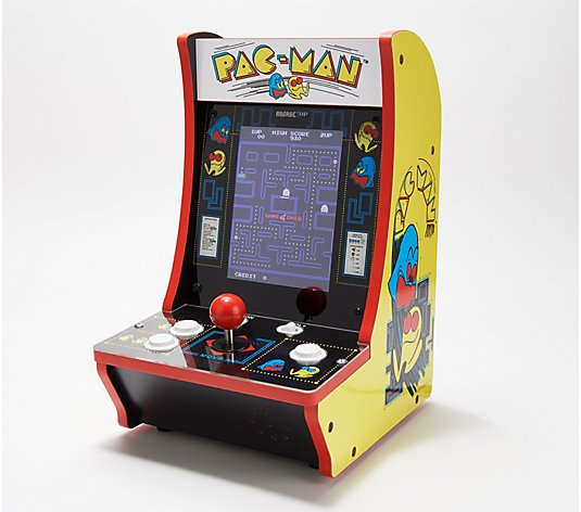 Arcade1Up Choice of Games Countercade Tabletop Home Arcade Machine