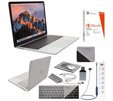 Apple Macbook Pro 13 256gb Retina Touch Barw Office 365