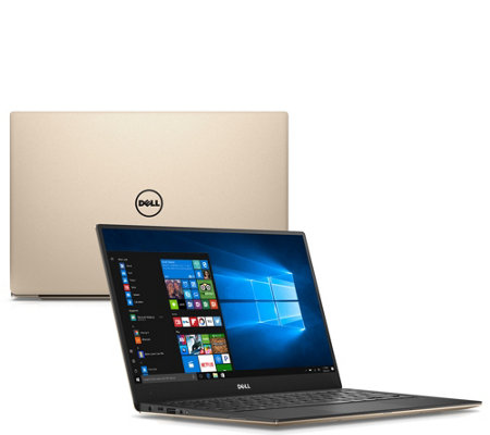 "Dell XPS 13"" Infinite Edge Touch Laptop Intel Core i5 Backlit 8GB RAM"