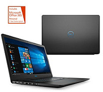 "Dell 17"" G3 Gaming Laptop i5 8GB RAM 1TB HDD w/ 8GB Optane & Office - E232136"