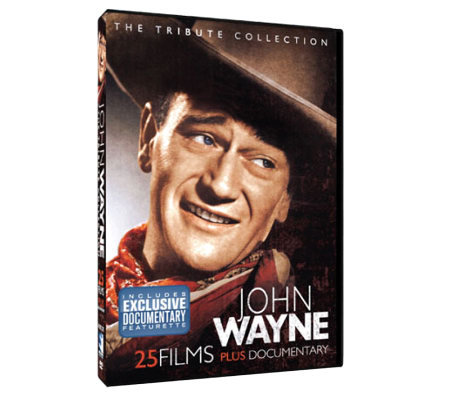 John Wayne - The Tribute Collection DVD 4-DiscSet