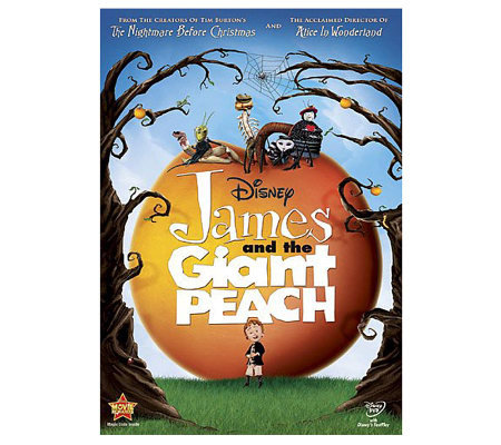 James and the Giant Peach Special Edition DVD