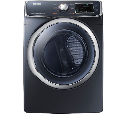 Samsung 7.5 Cubic Foot Electric Dryer - Onyx