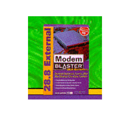 CREATIVE Modem Blaster 28.8 External Windows Vista 64-BIT