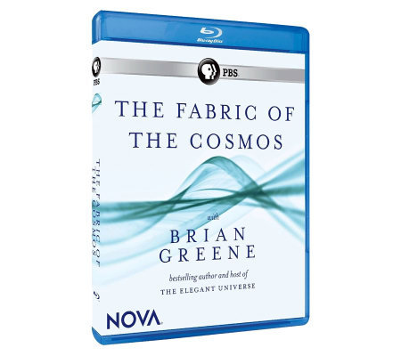 NOVA: The Fabric of the Cosmos Blu-Ray