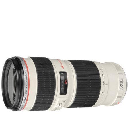 Canon Zoom Telephoto Ef 70 200mm F 4 0l Usm Aflens