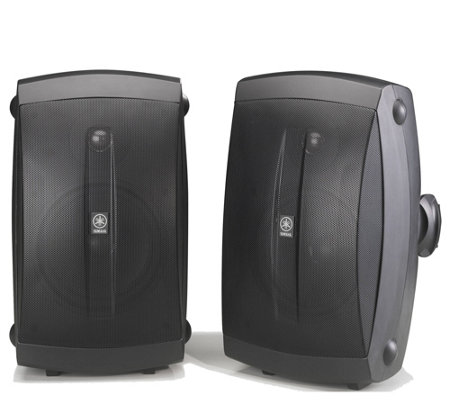 Yamaha 130W All-Weather Speaker System